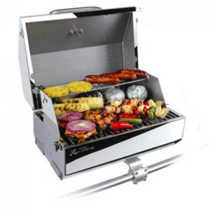 Kuuma Elite 216 Gas Grill 216 Cooking Surface Stainless Steel CWR-57045
