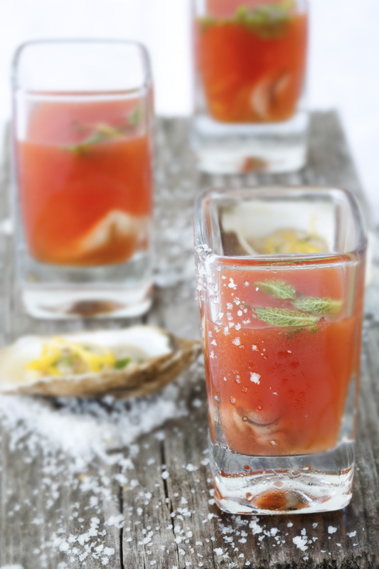 Bloody ceaser party