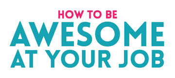 Awesome at Your Job logo