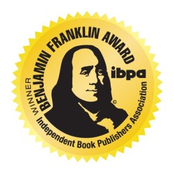 IBPA Benjamin Franklin Award Badge