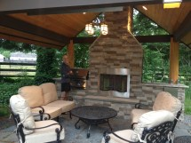 Outdoor Rooms.perfect In Northwest - Julie Billett