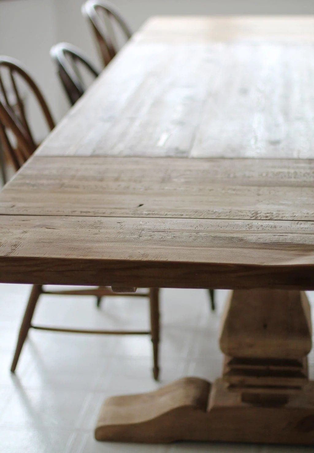 Restoration Hardware Table Finishes  Ways to Protect It
