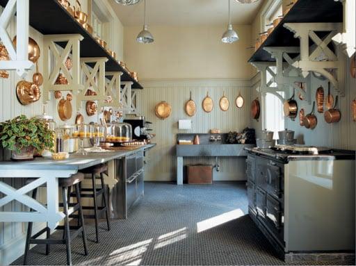copper kitchen utensil holder blanco undermount sinks accessories