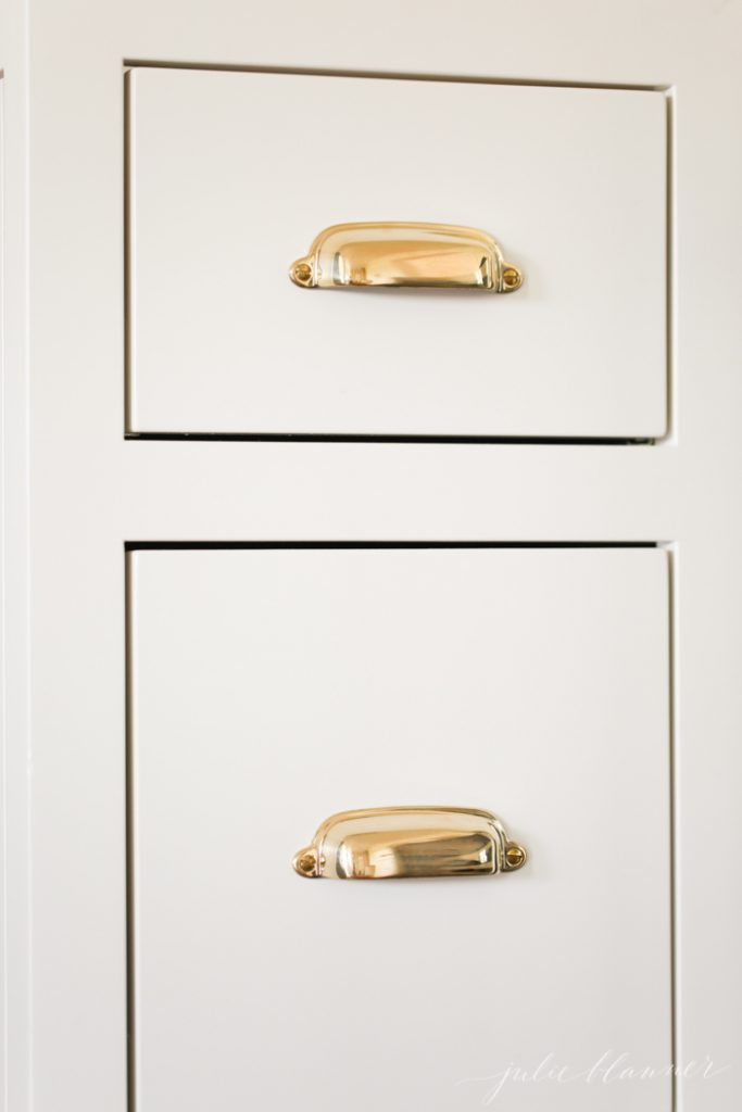 brass kitchen hardware vintage sink unlacquered cabinet hinges pulls knobs and latches