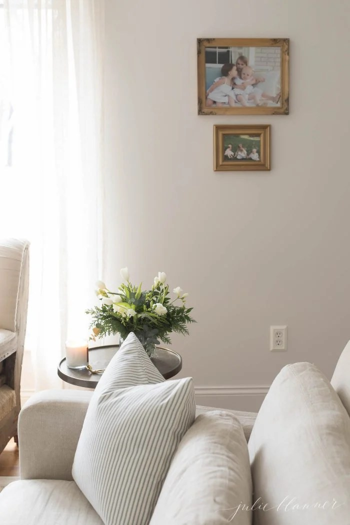 paint colors for living rooms with white trim clearance room sets sherwin williams zurich color | see how it ...