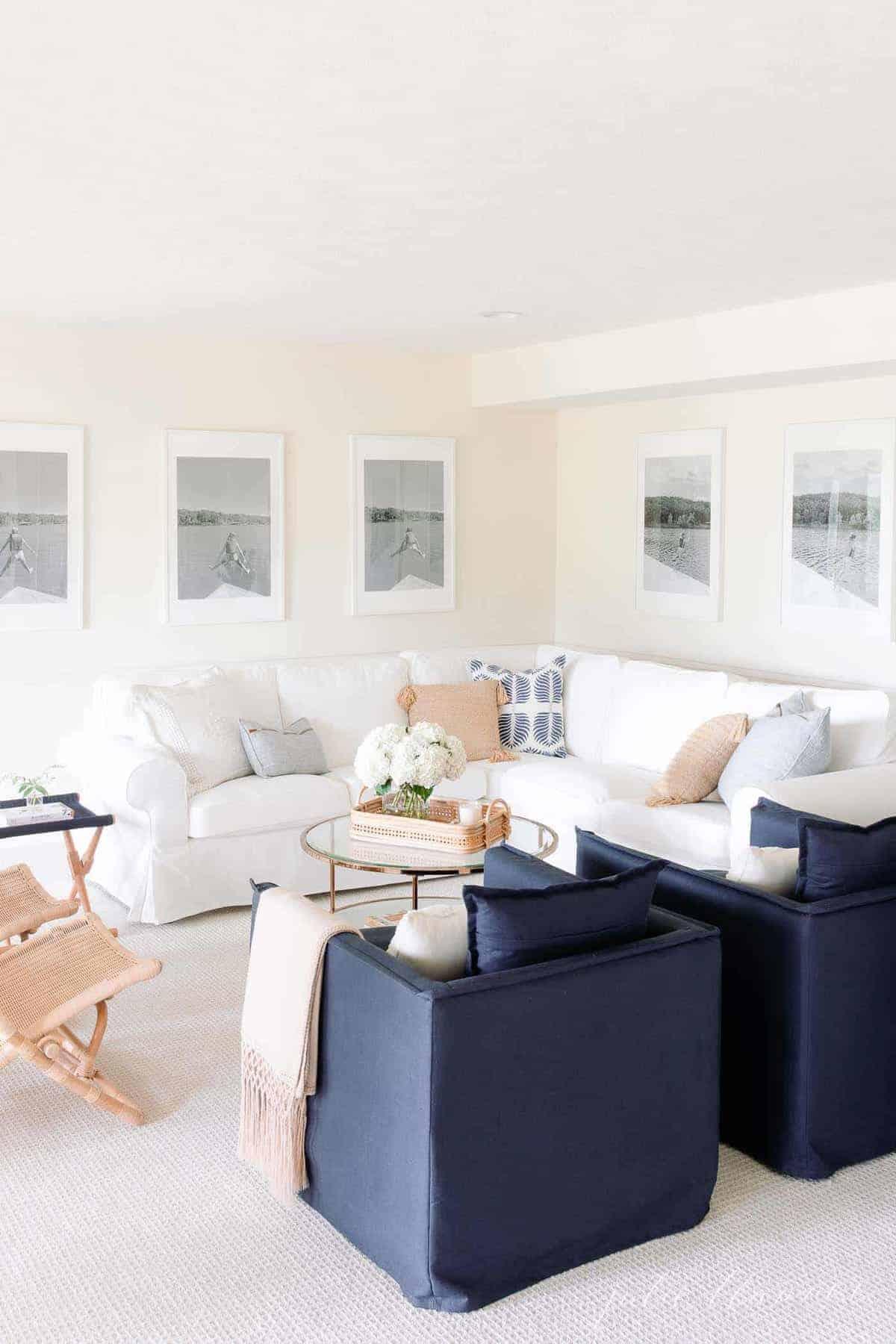 Modern Living Room Ideas Julie Blanner