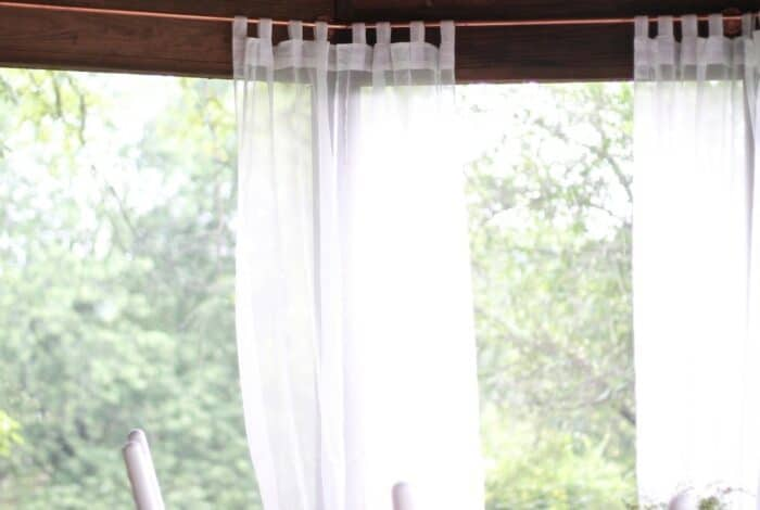 diy custom copper curtain rods for any