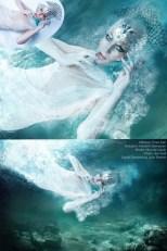 underwater composing