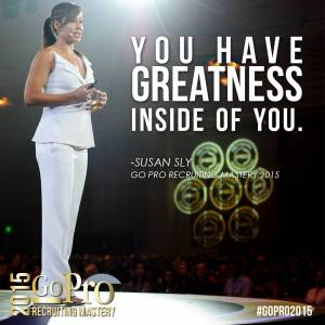 susan sly, network marketing pro