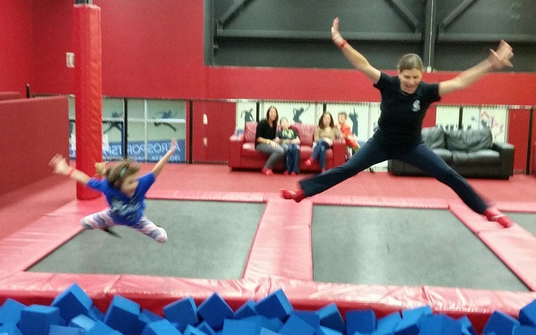 How I Overcame My Fear of Jumping on a Trampoline