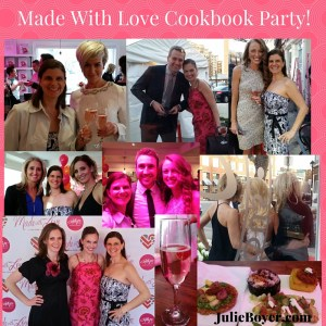 cookbook party