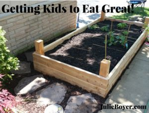 Getting Kids to Eat Great!