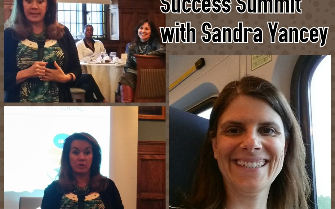 Four Keys To Success – Sandra Yancey