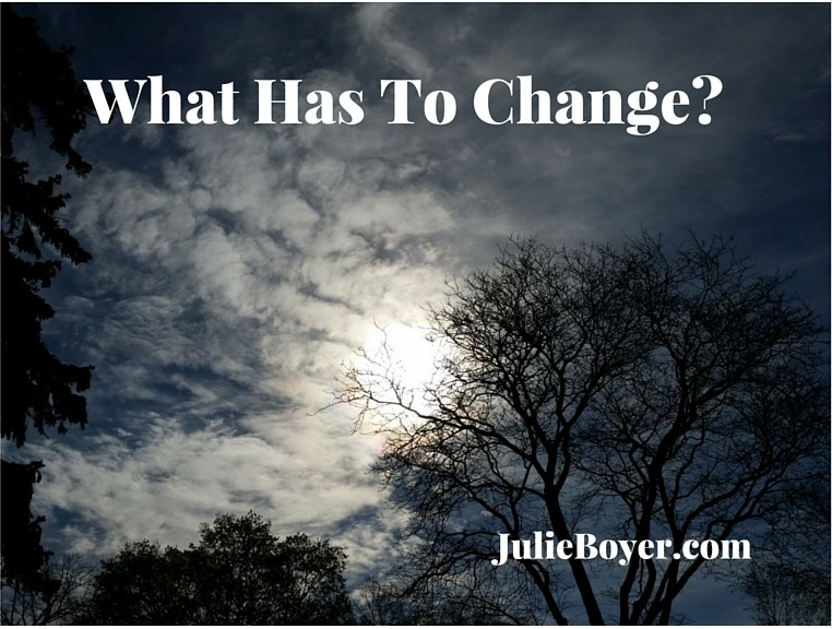 What Has To Change For You To Achieve The Life Your Dream Of?