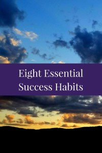 eight essential success habits