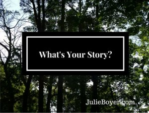 What's Your Story-