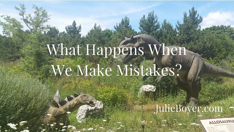 What Happens When We Make Mistakes?