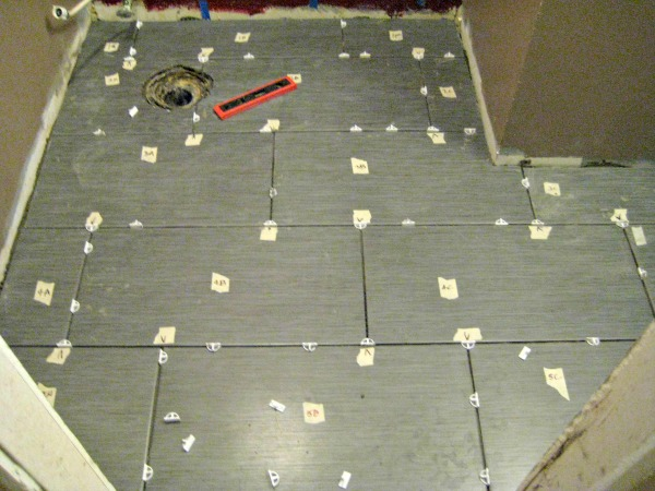10 done waiting for grout