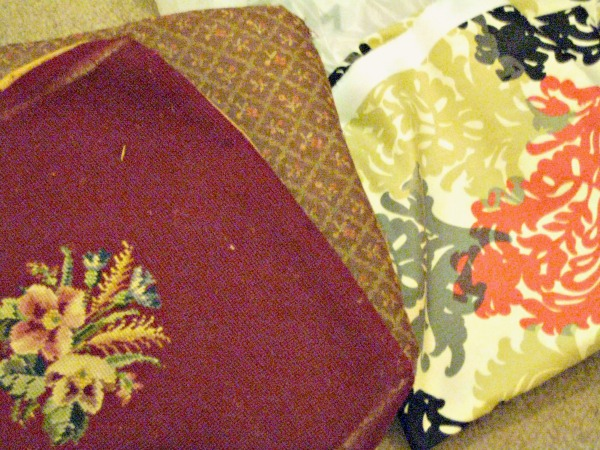 dining chair fabric layers