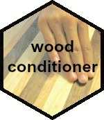 hex wood conditioner 150 words