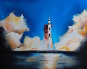 oil paints, 20x24