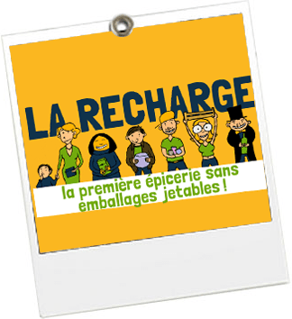 La Recharge - JulieFromParis