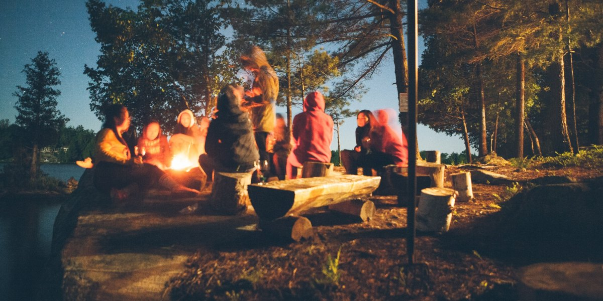 Camping soloparental, oui c'est possible !