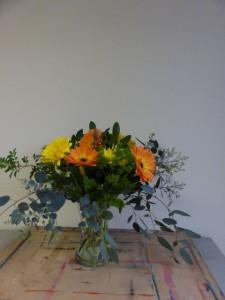 Vase arrangement