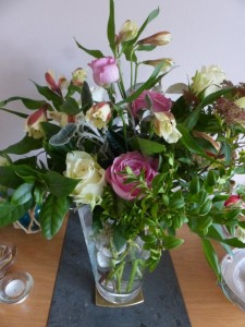 Flower arranging workshops in Kent