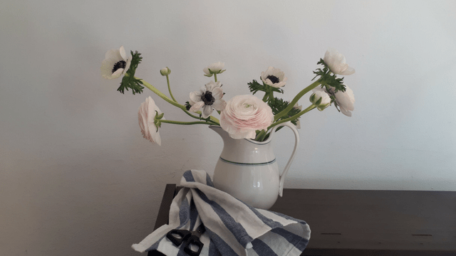 fear of buying flowers (aka) boutique panic