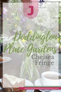 Chelsea Fringe at Doddington Place Gardens