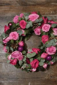 When to hang your Christmas door wreath