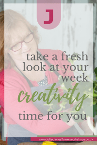 Redesign your week to create me time