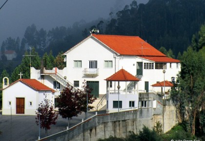 Chapel and village hall, Moura Morta