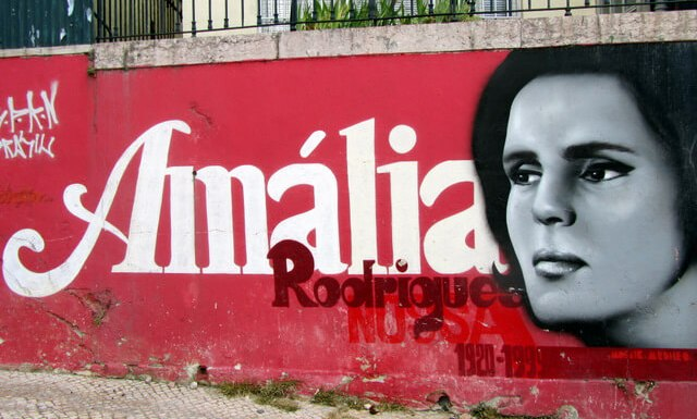 Homage to Amália, Lisbon