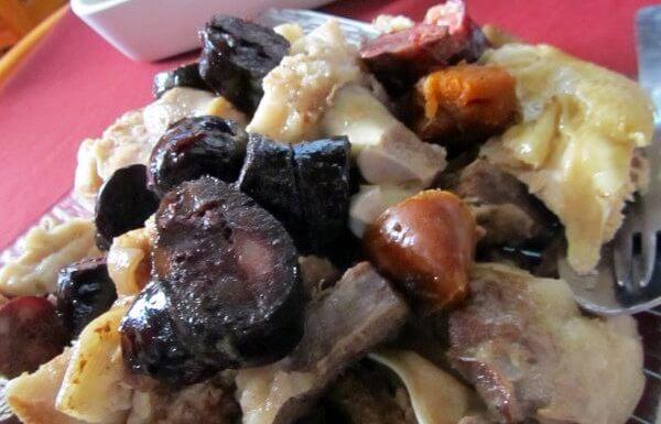 Cozido à portuguesa / Portuguese stew