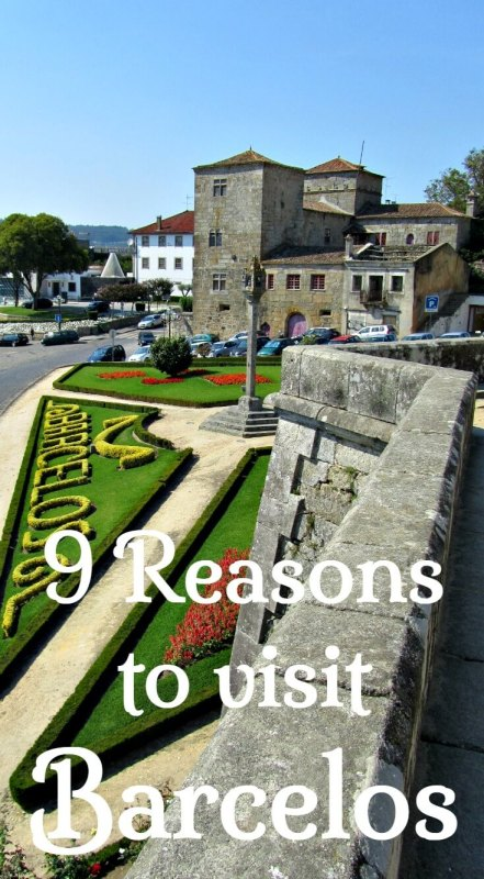 What to see and do in Barcelos, Portugal