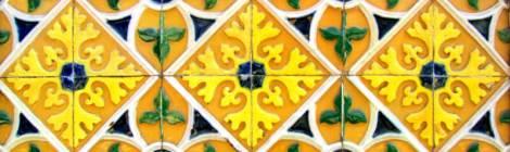 Tiles in Barcelos