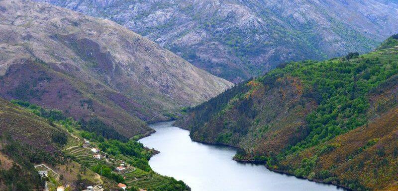 Peneda Gerês National Park fauna and geology