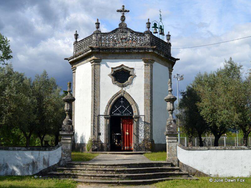 Capela de São João, Ponte da Lima
