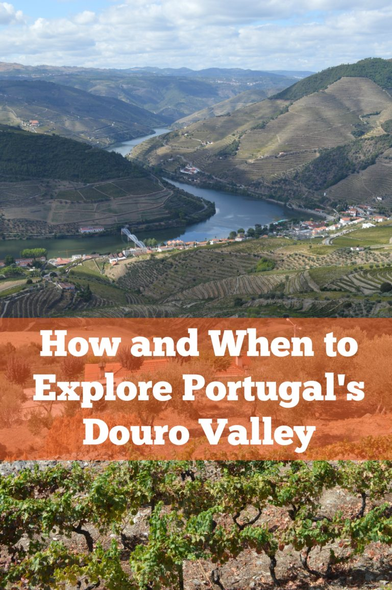 information about how and when to explore the Douro Valley, Portugal's World Heritage wine region.