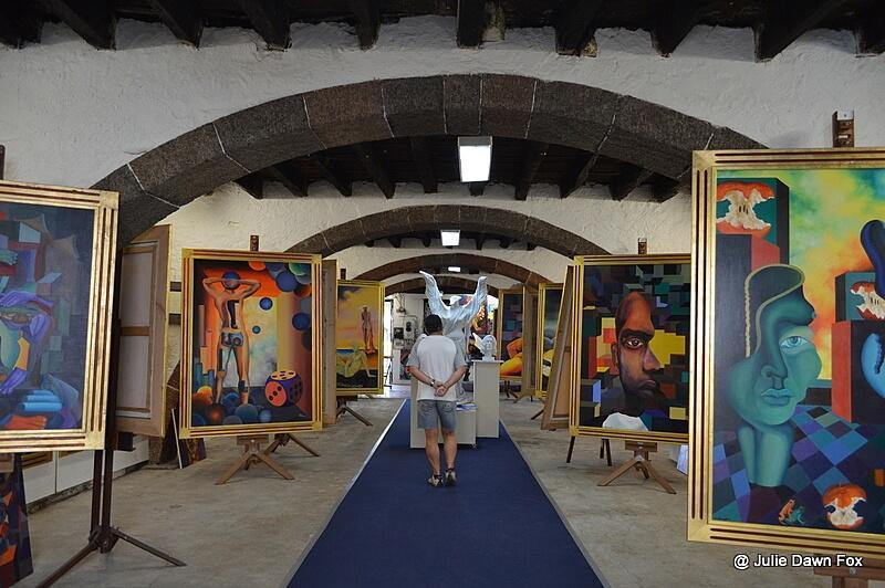 Gallery, Clube das Poetas & Artistas, Funchal, Madeira