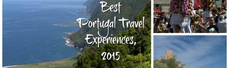 Best Portugal travel experiences 2015