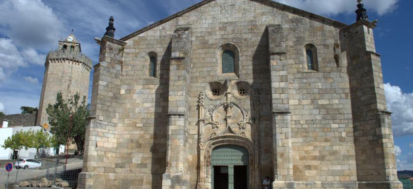 Igreja Matriz and Tower, Freixo da Espada à Cinta