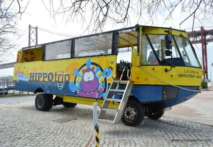 Alegria HippoTrip vehicle