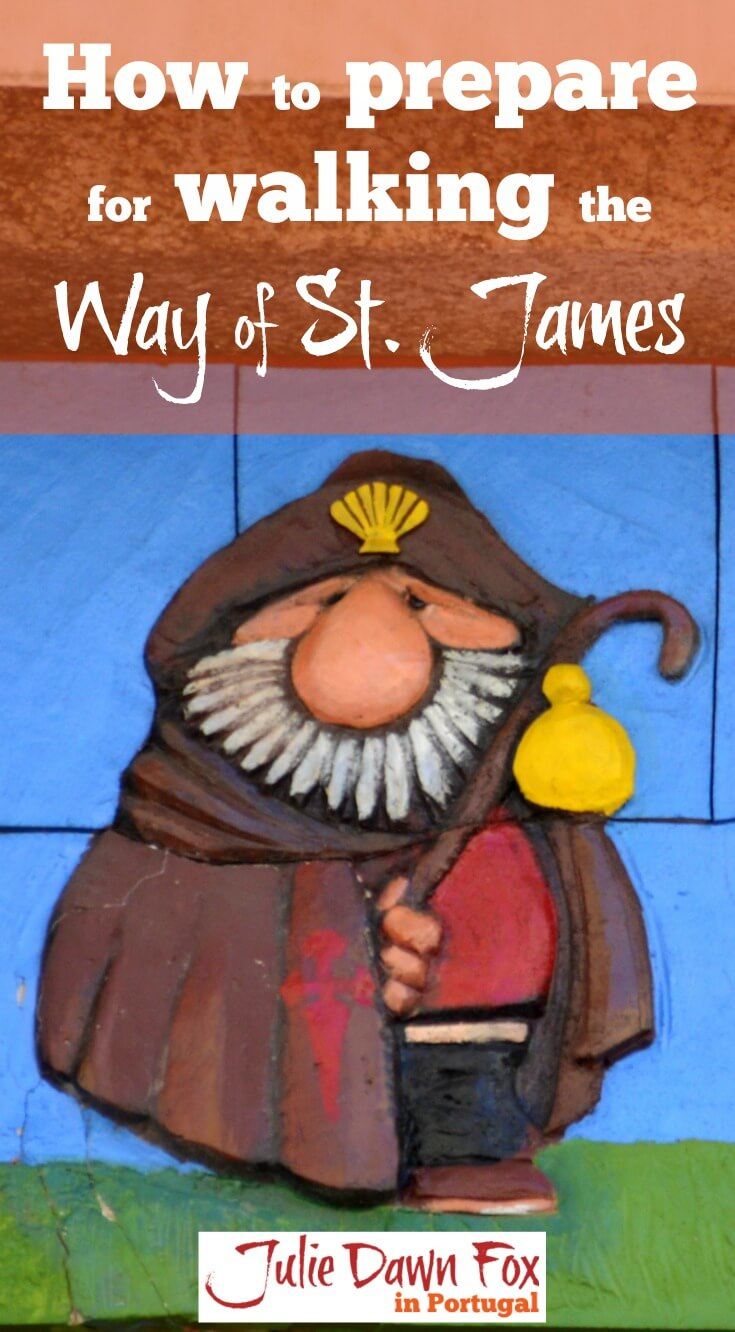 Training and physical preparation for walking the Way of Saint James or Camino de Santiago
