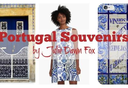 Portugal Souvenirs by Julie Dawn Fox