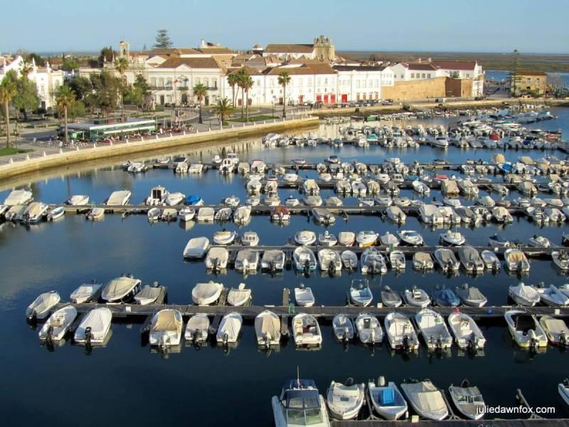 Faro marina, Algarve, Portugal