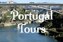 Organised tours in Portugal