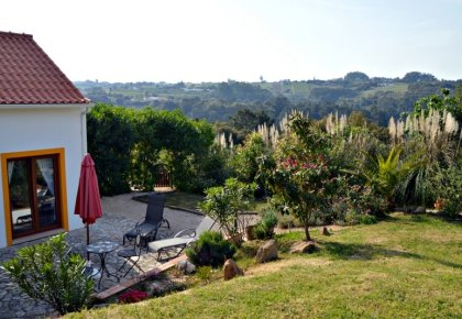 Quinta do Bom Vento. Idyllic rural accommodation in Silver Coast Portugal